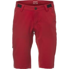 Giro Arc Shorts Men dark red